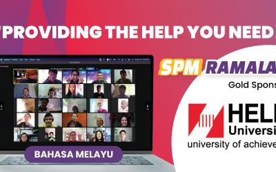 SPM Ramalan 2020 | HELP University to the Rescue!