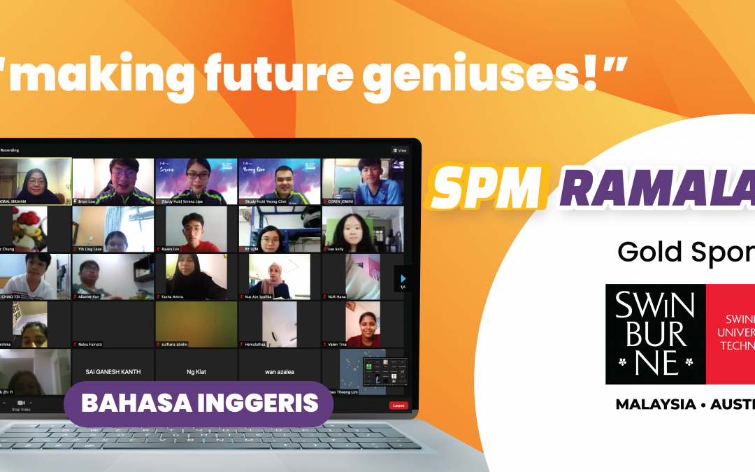 SPM Ramalan 2020 | A clutch from Swinburne